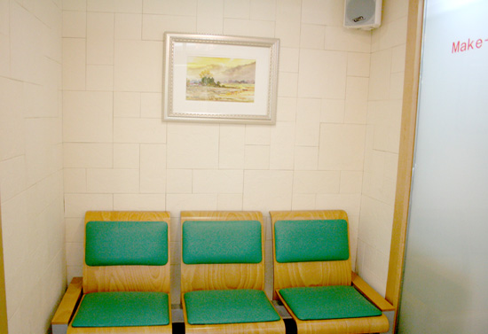 3st Waiting Room